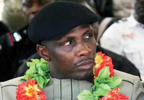 Tompolo: Very influential ex-militant.