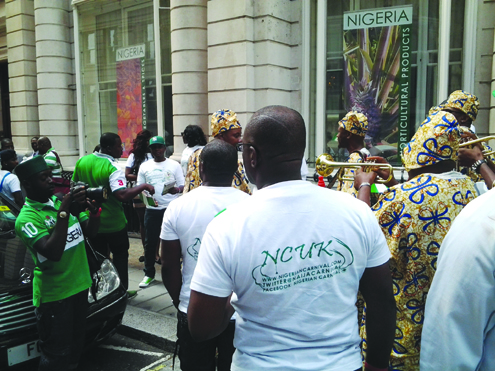 Nigerian High Commission in London
