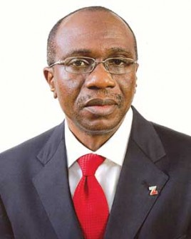 Emefiele: nominee for CBN governor
