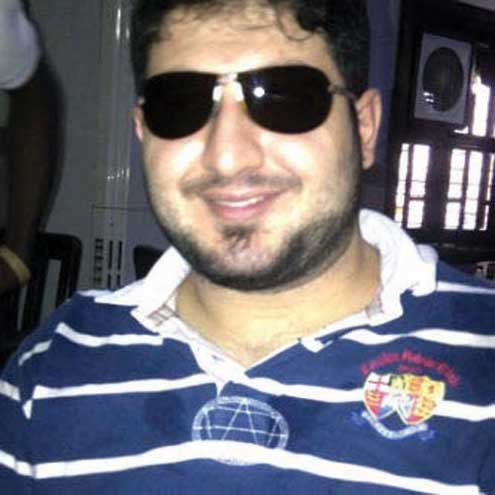 Ahmed Mohammed.