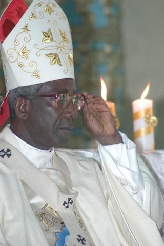 Rev Igantius Kaigama