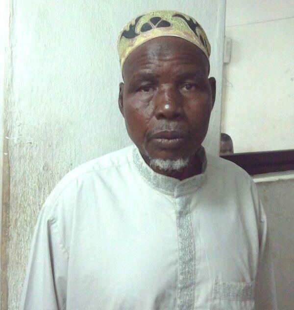 abdullahi Mohammed, accused