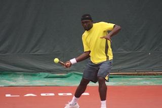 Henry Atseye of Nigeria