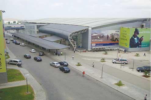 The Murtala Muhammed Airport 2