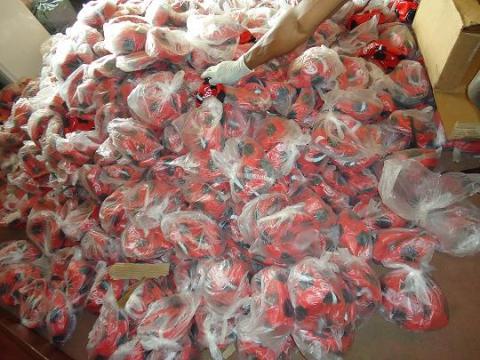 the balls containing drugs nafdac