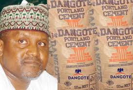 Dangote and branded cement