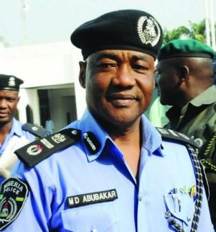IGP, Mohammed Abubakar