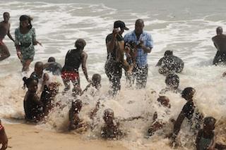 Lagos Bar Beach