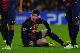 File Photo: Messi
