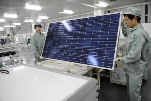 China's solar company