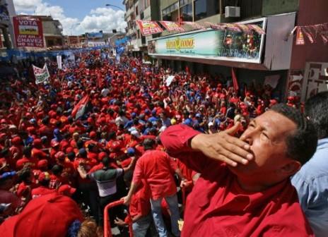 Hugo Chavez: so long man of the people