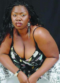 Ifeoma Okeke: Says her boobs are her selling points