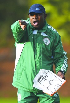 Nigeria's Super Eagles Coach, Stephen Keshi: Says he will welcome any player who will add quality to the team