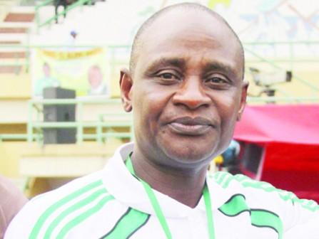 Alhaji Aminu Maigari, President, Nigeria Football Federation