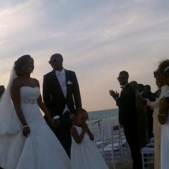 Mr and Mrs Idibia