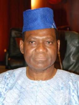 Olugbenga Ashiru: Nigeria's Foreign Affairs Minister