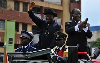 Jonathan and Ouattara