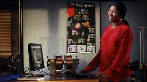 Professor Francisca Okeke: recognised for her work on ionosphere