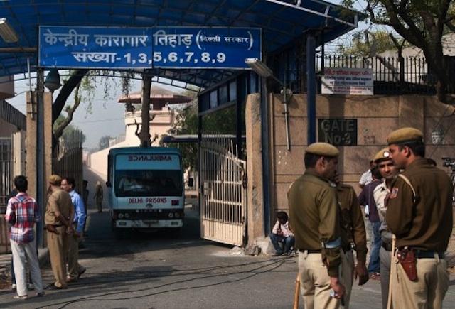 New Delhi's Tihar prison