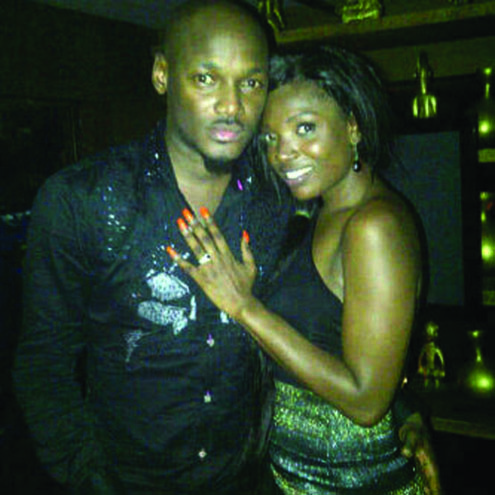 Tuface and his wife
