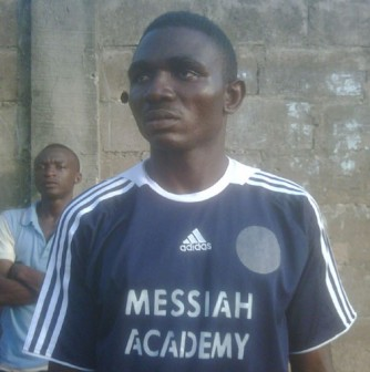 Messiah coach, Anthony