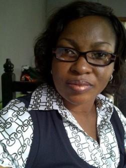 Olubunmi Lawal Oke: narrates experience