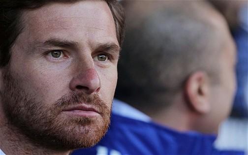 Andre Villa-Boas: sacked again