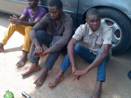Suspected Cultists