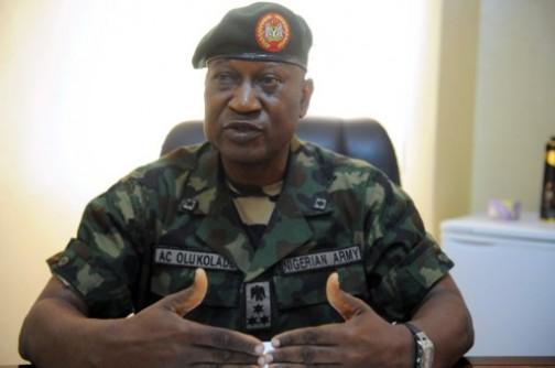Nigerian director of defence information Brigadier-General Chris Olukolade