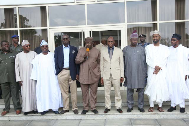 Members of the Governors Forum