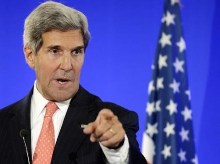 John Kerry : condemns Nigeria's anti-gay law