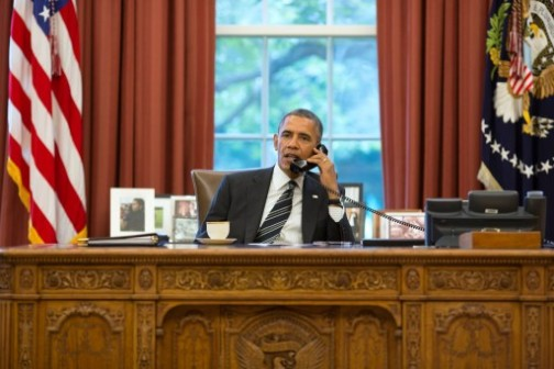 President Barack Obama: EU leaders furious over phone tapping
