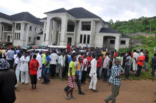 The House in Apo,  Abuja