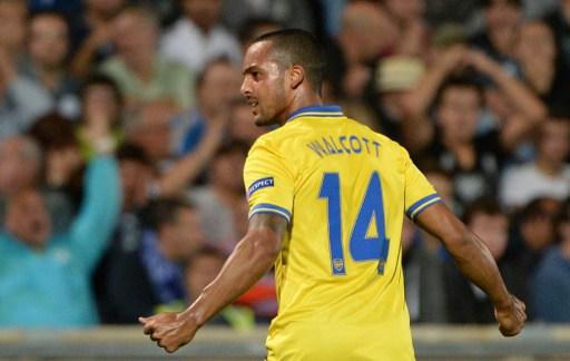 Walcott- open scoring for Arsenal