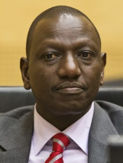 Kenya's Deputy President William Ruto: ICC insists he must attend trial in The Hague