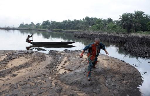 BRITAIN-NIGERIA-OIL-ENVIRONMENT-BUSINESS-SHELL-FILES