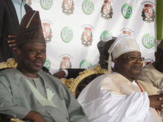 Amosun  and the Awujale