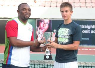 Coric US Open Champion
