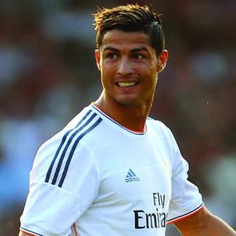 Ronaldo: scared by the big teams