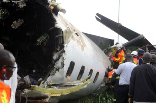 File Photo: Plane crash