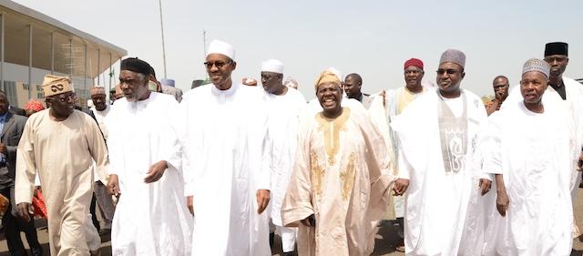APC leaders in Yola 1b