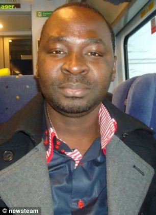 Idris Popoola- jailed for rape
