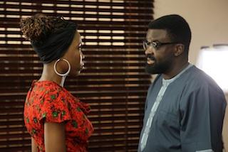 Kemi Lala Akindoju and Kunle Afolayan