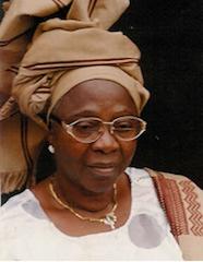 Mrs Olayinka Obaleye