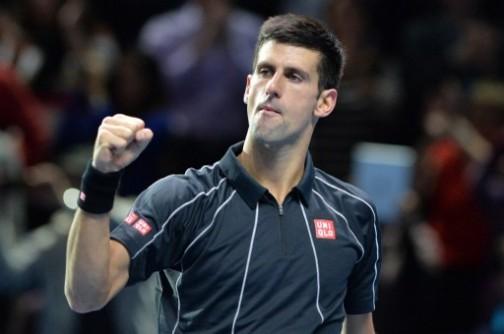 Novak Djokovic: tames Nadal