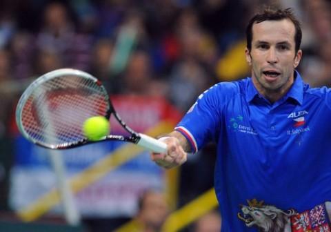Radek Stepanek: brings glory to Czech Republic again