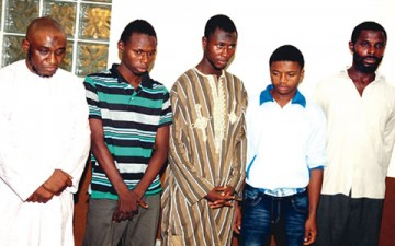 Yunus and other suspects