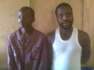 cult members arrested by police