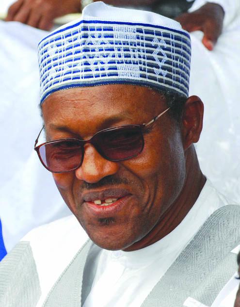 Buhari… He and Tinubu led APC to convince the G-7 members