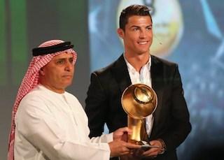 FBL-UAE-SPORTS-CONFERENCE-RONALDO
